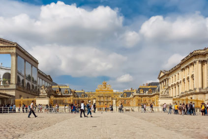 Palace of Versailles Paris 01