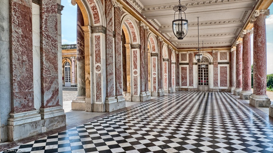 Palace of Versailles Paris Grand Trianon 2