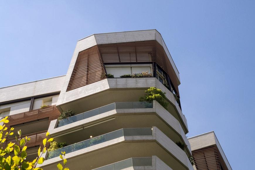 Daniel Libeskind Citylife residences Milan Inexhibit 01