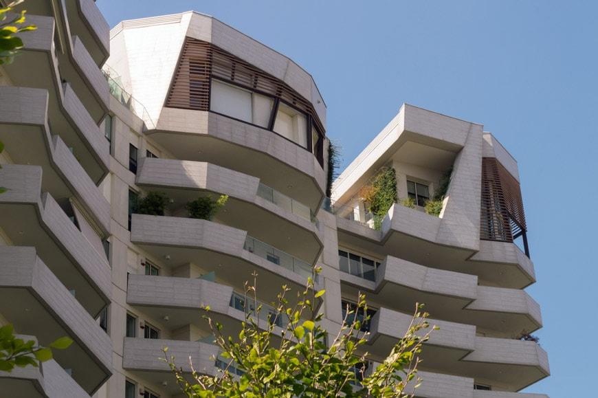 Daniel Libeskind Citylife residences Milan Inexhibit 02