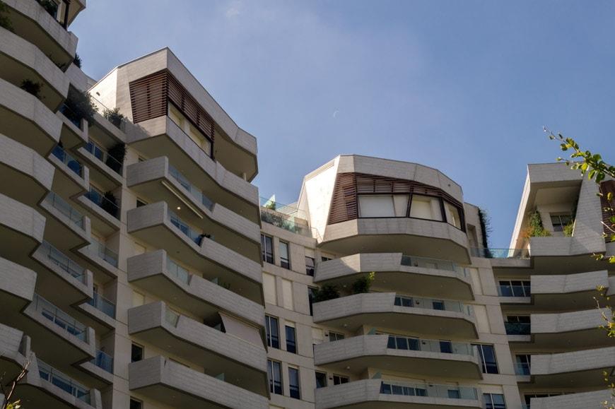 Daniel Libeskind Citylife residences Milan Inexhibit 03