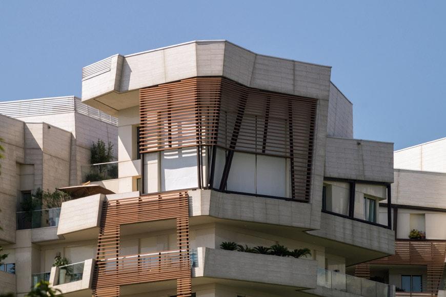 Daniel Libeskind Citylife residences Milan Inexhibit 06