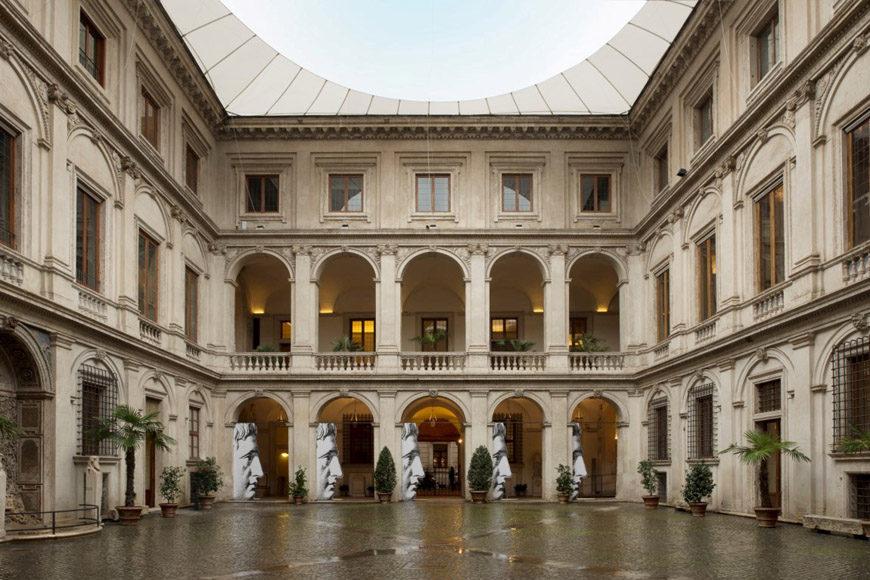 Palazzo Altemps Roma museo di scultura antica