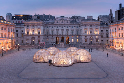 Somerset House & Courtauld Gallery, London
