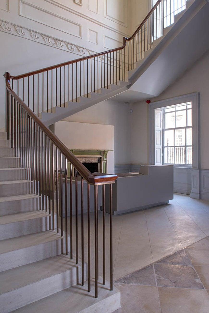 14 Henrietta Street museum Dublin Shaffrey Architects