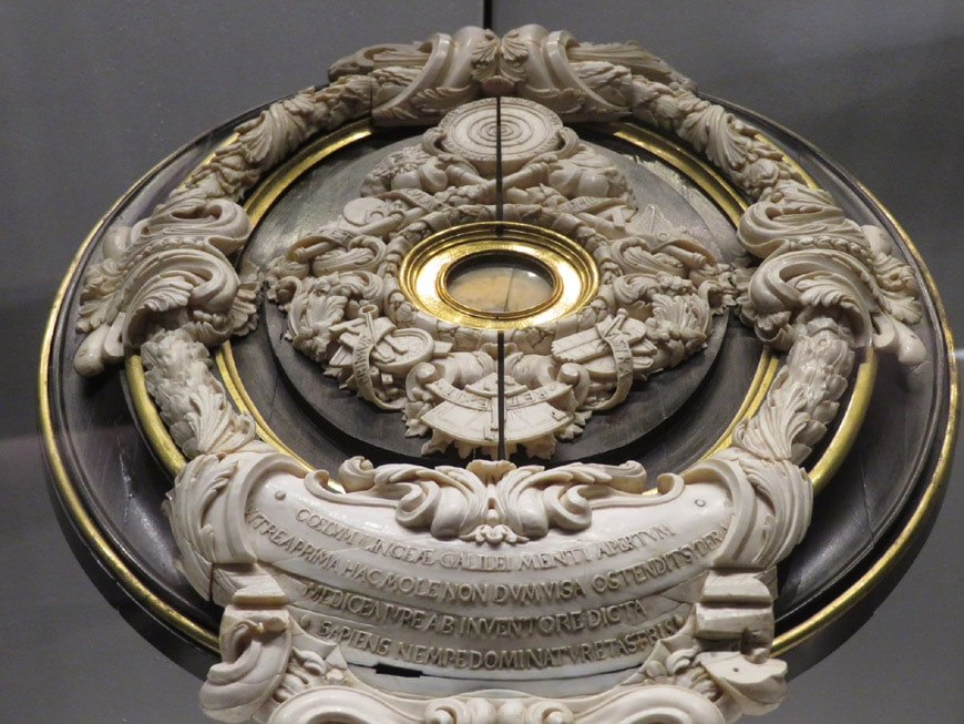 Museo Galileo Firenze.Museo Galileo Museum Of Science History Florence Inexhibit