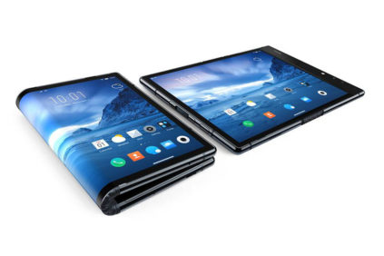 Royole flexible tablet smartphone