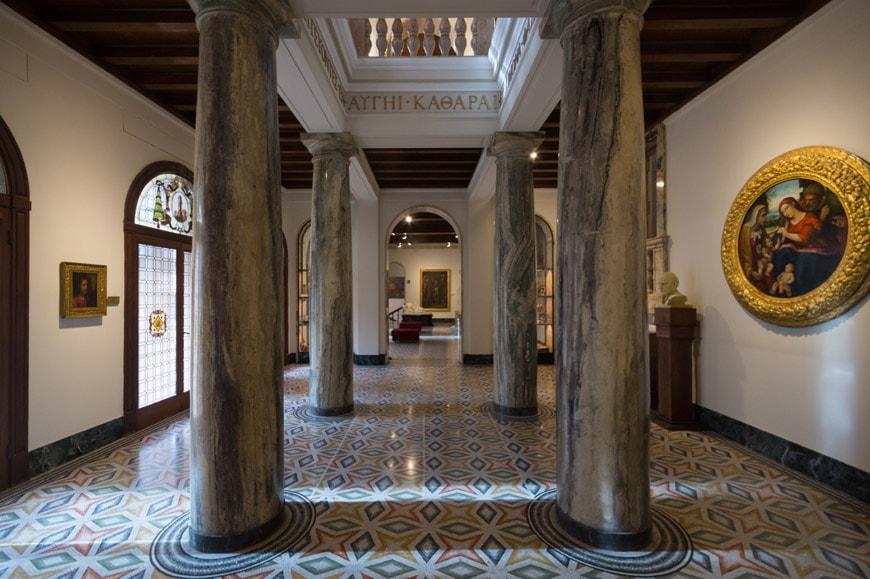 Biblioteca Ambrosiana museum Milan 04 Inexhibit