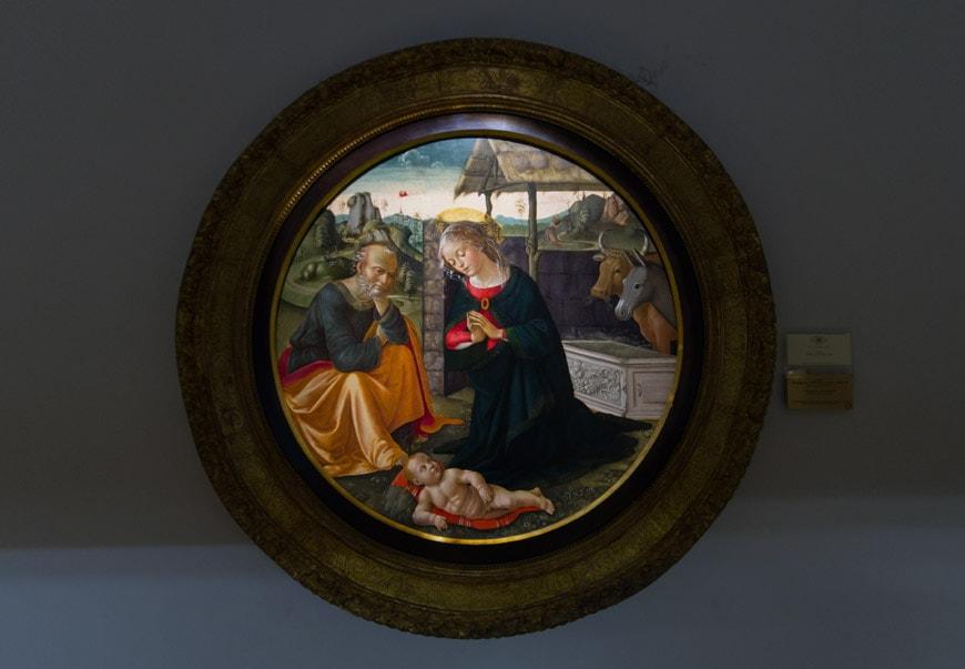 Biblioteca Ambrosiana art museum Milan Domenico Ghirlandaio