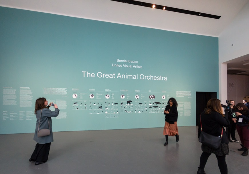 Broken Nature XXII Triennale Milano Great Animal Orchestra 1 Inexhibit