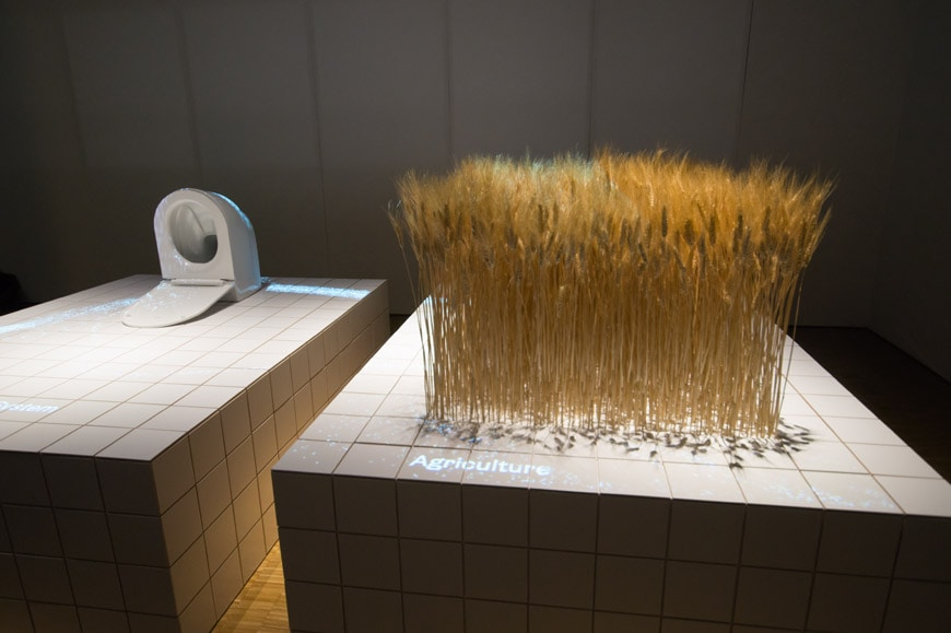Broken Nature XXII Triennale Milano Toilet Revolution Inexhibit