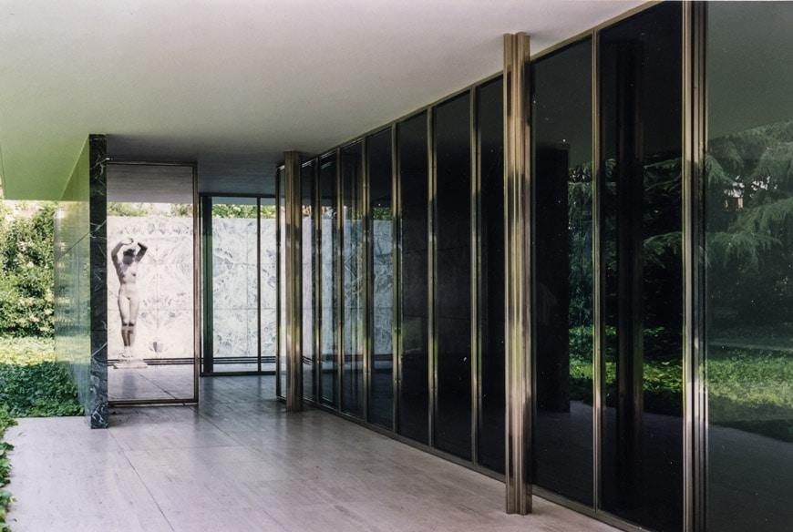 German Pavilion Barcelona Mies van der Rohe Inexhibit 5