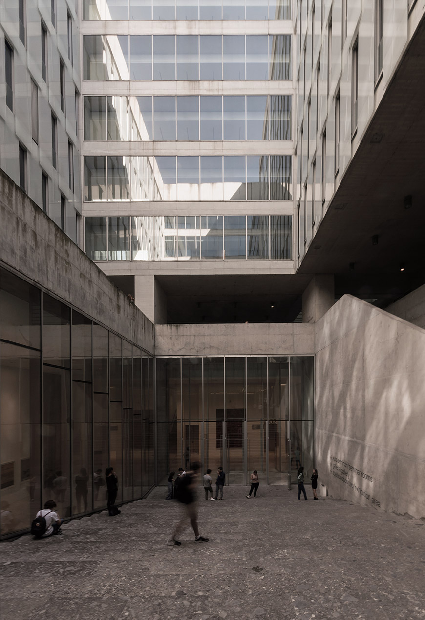 Grafton Architects Bocconi University Milan expansion 04 Inexhibit