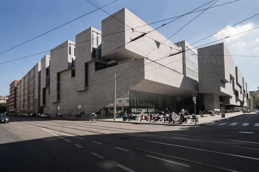 Grafton Architects Bocconi University Milan expansion 08 Inexhibit
