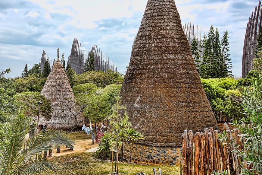 Jean-Marie Tjibaou Cultural Center New Caledonia Renzo Piano 11