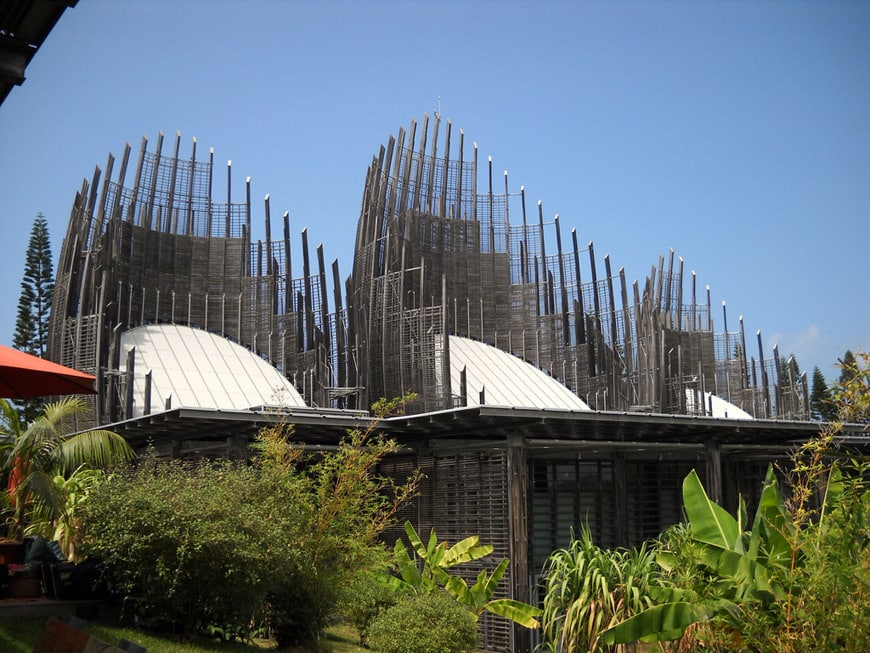 Jean-Marie Tjibaou Cultural Center New Caledonia Renzo Piano 8