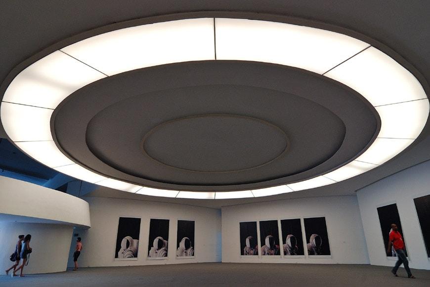 Museu de Arte Contemporanea de Niteroi Oscar Niemeyer 01