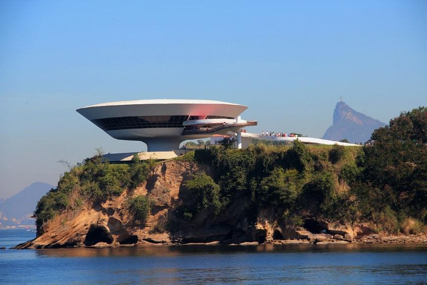 Museu de Arte Contemporanea de Niteroi Oscar Niemeyer 03