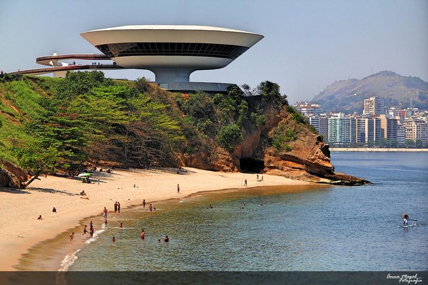 Museu de Arte Contemporanea de Niteroi Oscar Niemeyer 04