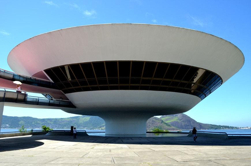 Museu de Arte Contemporanea de Niteroi Oscar Niemeyer 05