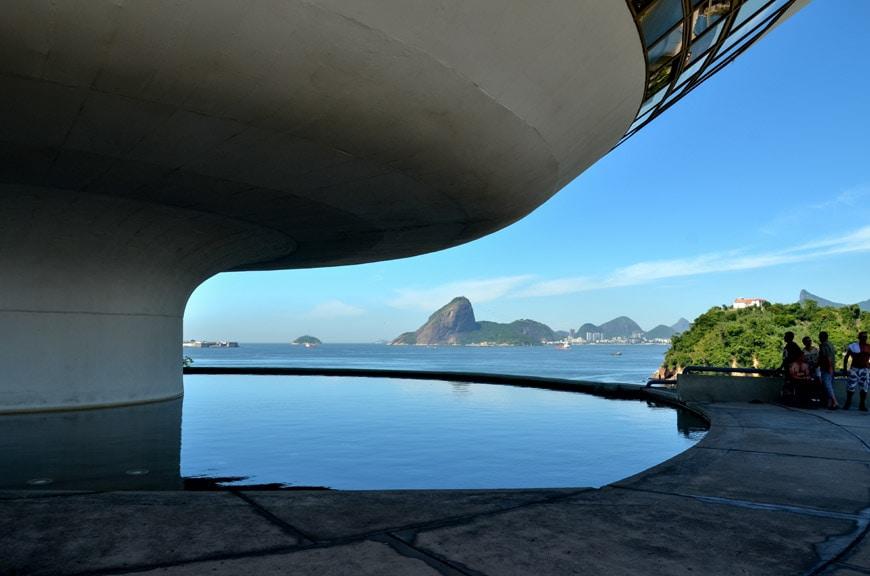 Museu de Arte Contemporanea de Niteroi Oscar Niemeyer 06