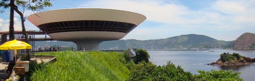 Museu de Arte Contemporanea de Niteroi Oscar Niemeyer 07