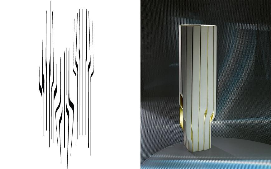 Zaha-Hadid-Design-Rosenthal-vases-Strip-1