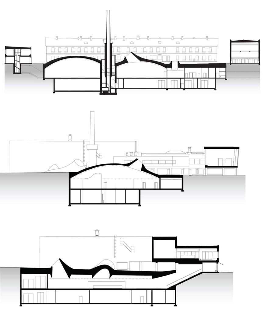 Amos Rex art museum Helsinki JKMM Architects 1