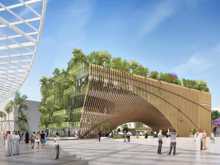 Belgium pavilion EXPO Dubai 2020