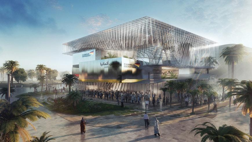 German-pavilion-EXPO-Dubai-2020-LAVA-architects