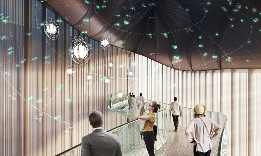 Italy pavilion EXPO Dubai 2020 Carlo Ratti Associati 2