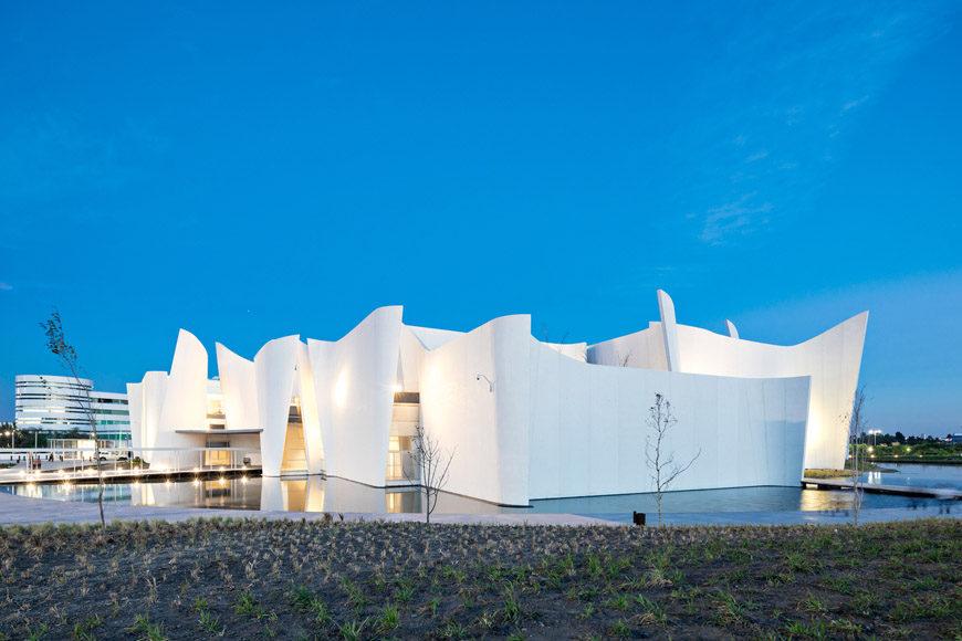 Museo Internacional del Barroco Puebla Toyo Ito 01