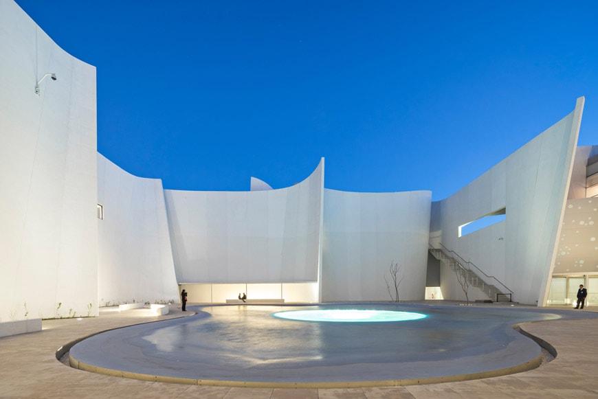 Museo Internacional del Barroco Puebla Toyo Ito 06
