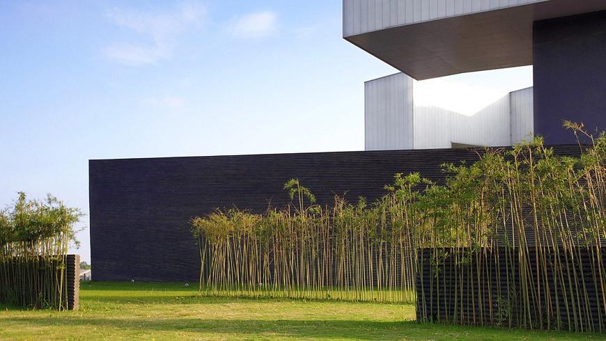 Sifang Art Museum Nanjing Steven Holl 7