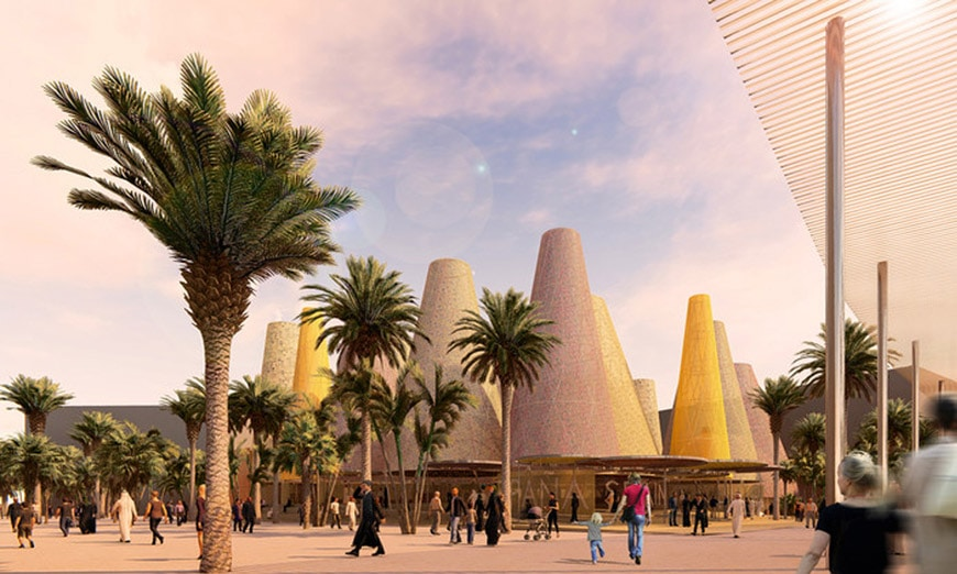 Spain pavilion EXPO Dubai 2020 Amann-Cánovas-Maruri