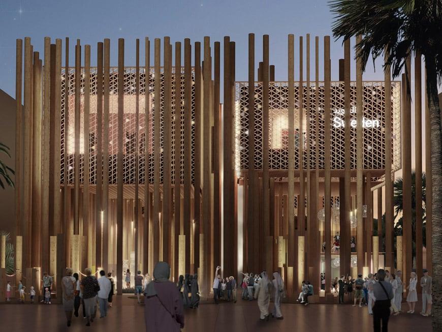 Sweden Pavilion EXPO Dubai 2020 1