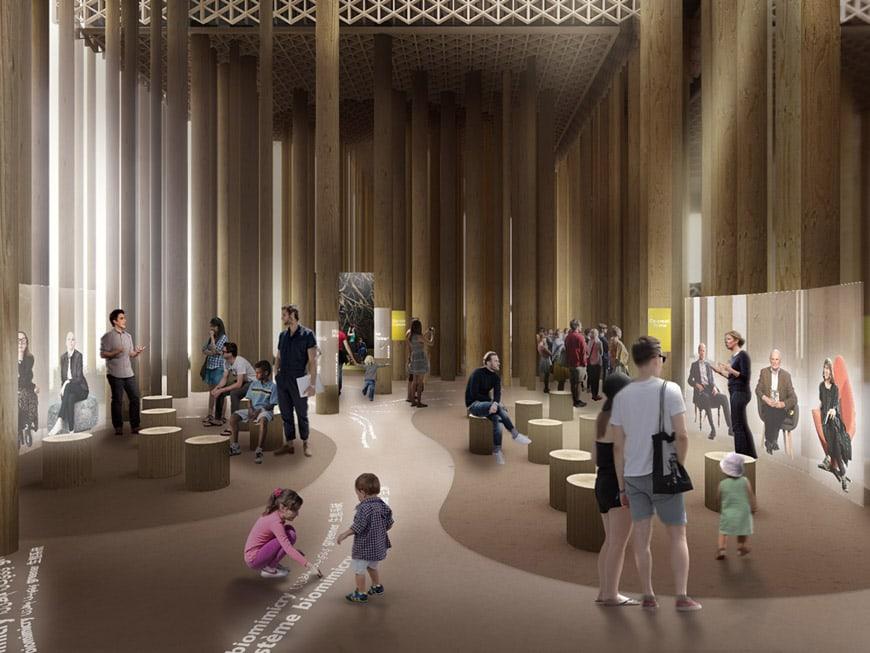 Sweden Pavilion EXPO Dubai 2020 2