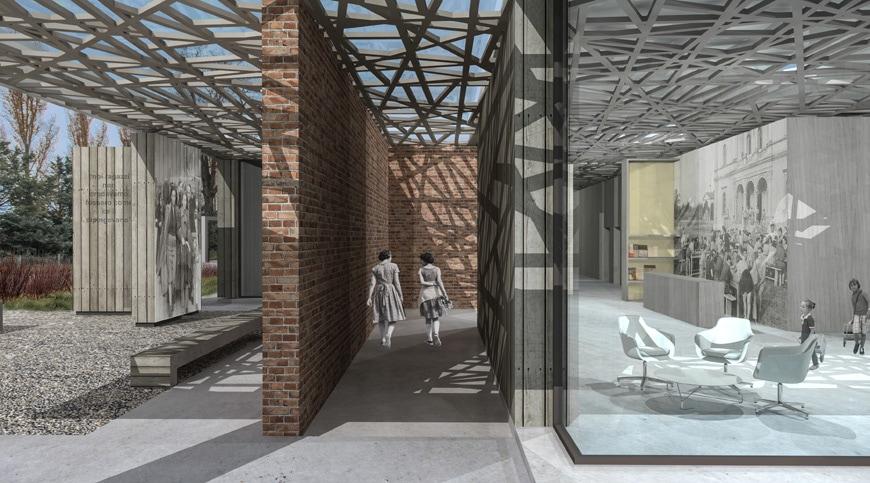 Villa Emma Jewish children museum Nonantola Bianchini & Lusiardi architects 2