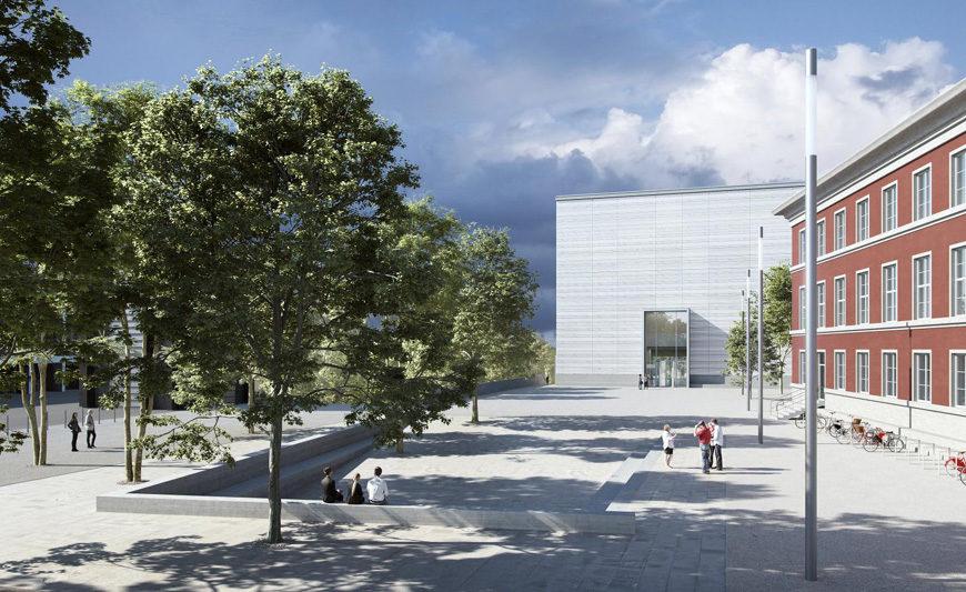 Bauhaus Museum Weimar Heike Hanada 1