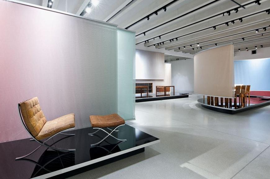 Bauhaus Museum Weimar Mies van der Rohe gallery