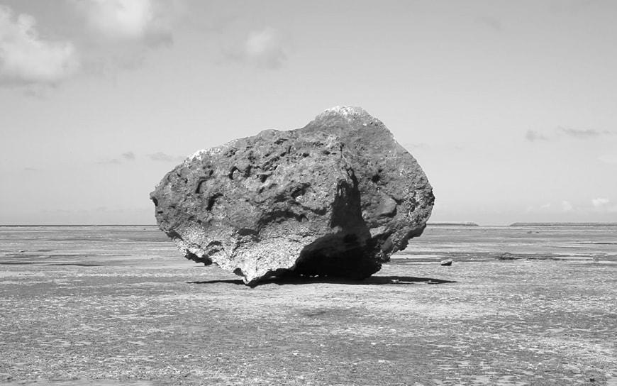 From Tsunami Stone (2015) Motoyuki Shitamichi