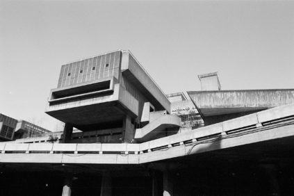 Hayward Gallery Southbank Centre London Brutalist architecture 1