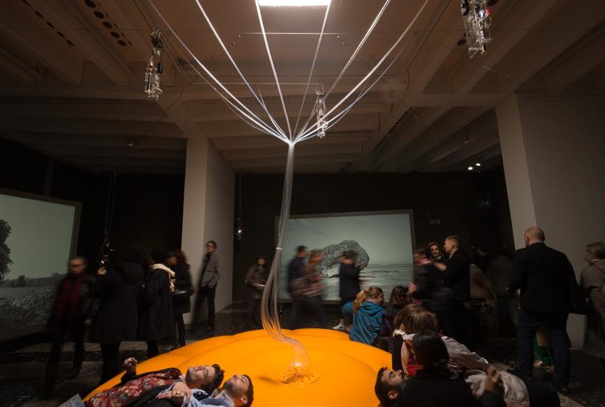 Japan pavilion Venice Art Biennale 2019 Inexhibit 2
