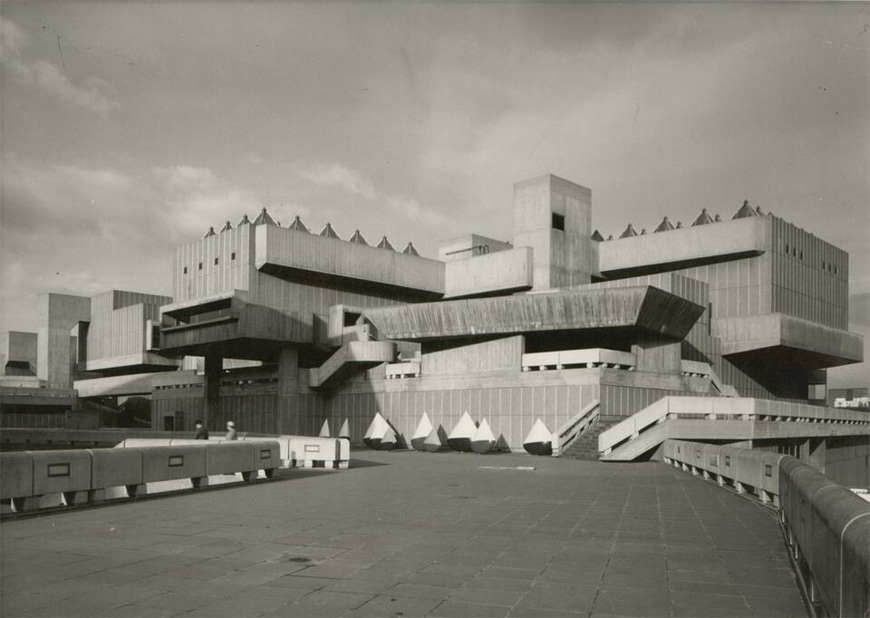 Southbank Centre London Brutalist architecture