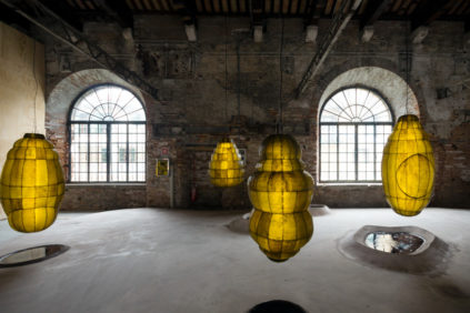 The main exhibition at Arsenale – Venice Art Biennale 2019