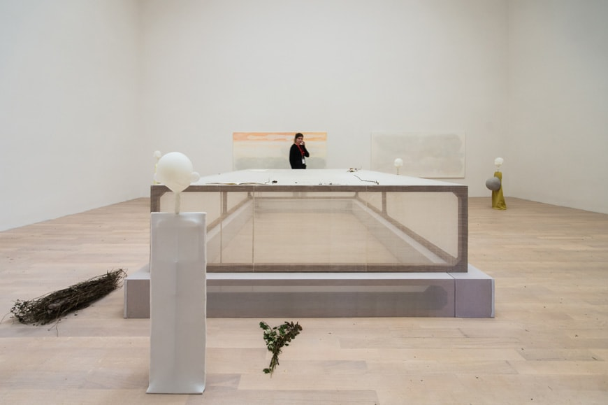 Cathy Wilkes, British Pavilion Exhibition, 58th Venice Art Biennale 2019 4 Inexhibit