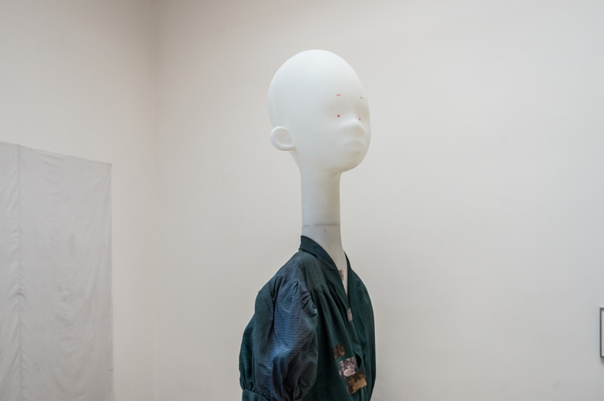 Cathy Wilkes, British Pavilion Exhibition, 58th Venice Art Biennale 2019 8 Inexhibit