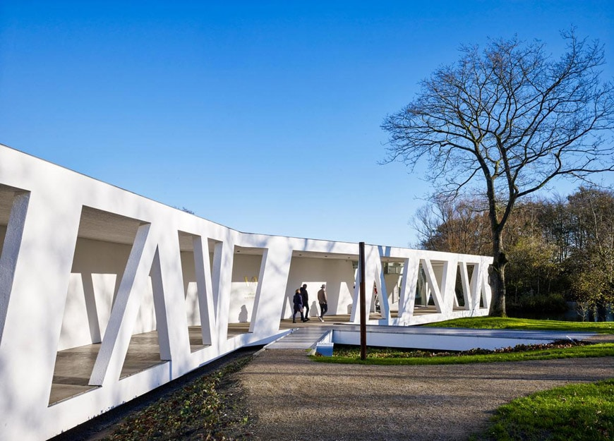 Art Pavilion in Videbæk by Henning Larsen