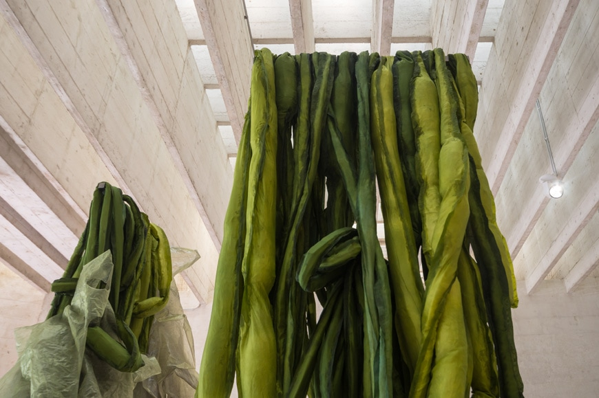 Ingela Ihrman, A Great Seaweed Day, Nordic pavilion, 58th Venice Art Biennale 2019 Inexhibit