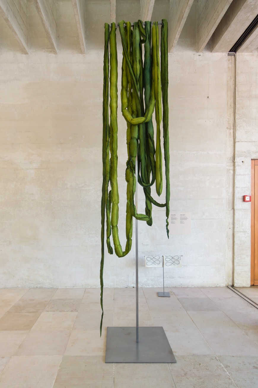 Ingela Ihrman, sculptural works, Nordic pavilion, 58th Venice Art Biennale 2019 Inexhibit